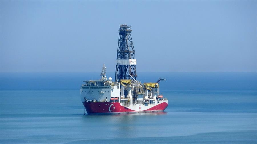 Turkey to start using gas from Black Sea in 2023
