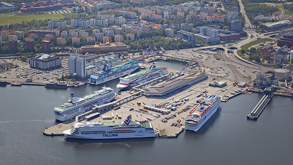Stockholm Port waits for financing to work on green solutions