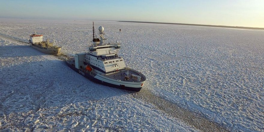 Icebreakers escorted 610 vessels in eastern part of the Gulf of Finland