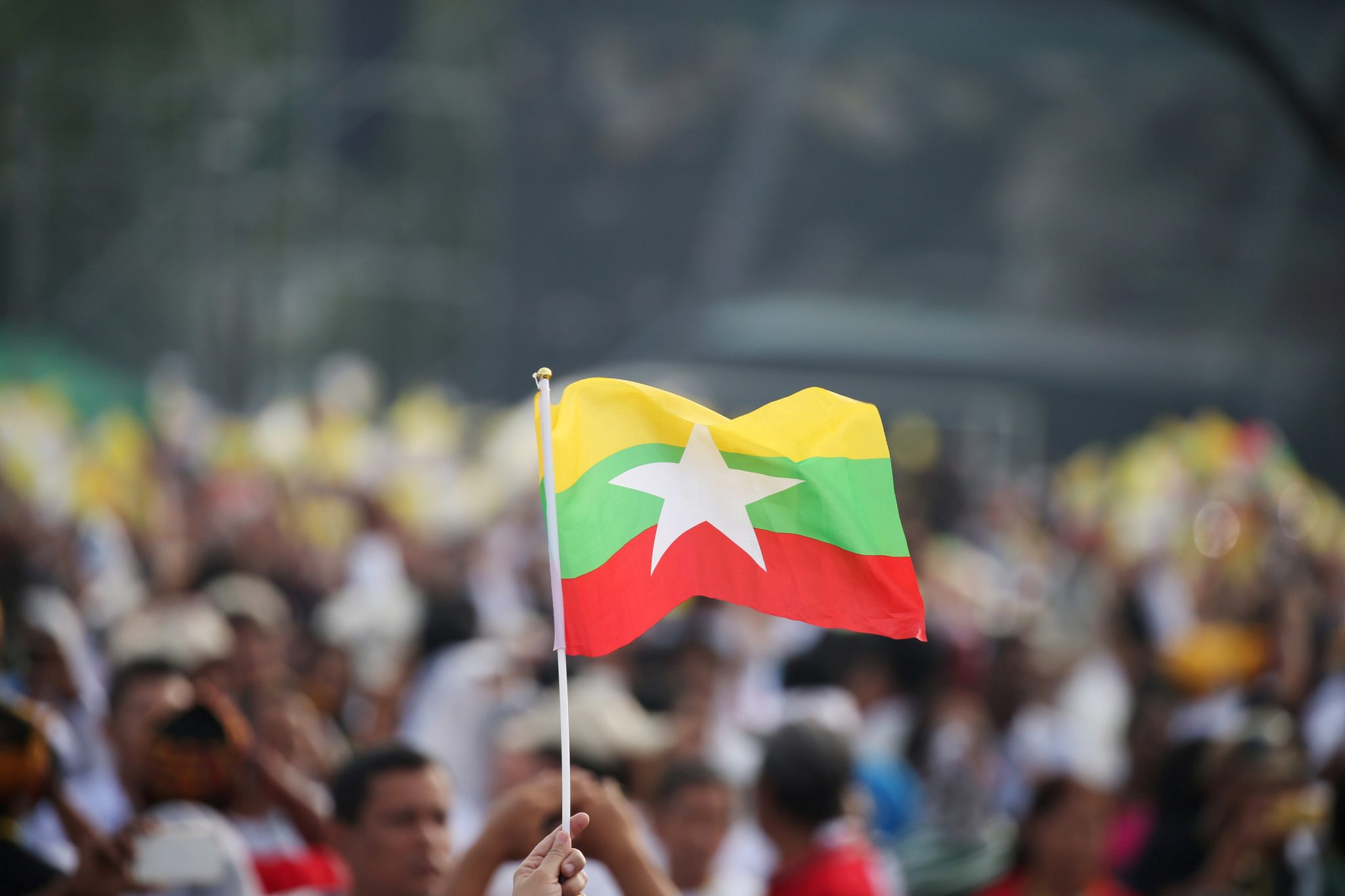 Social upheaval in Myanmar disrupts liner operations at ports