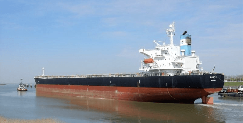 Castor Maritime to buy 2010 Korean-built Kamsarmax dry bulk carrier
