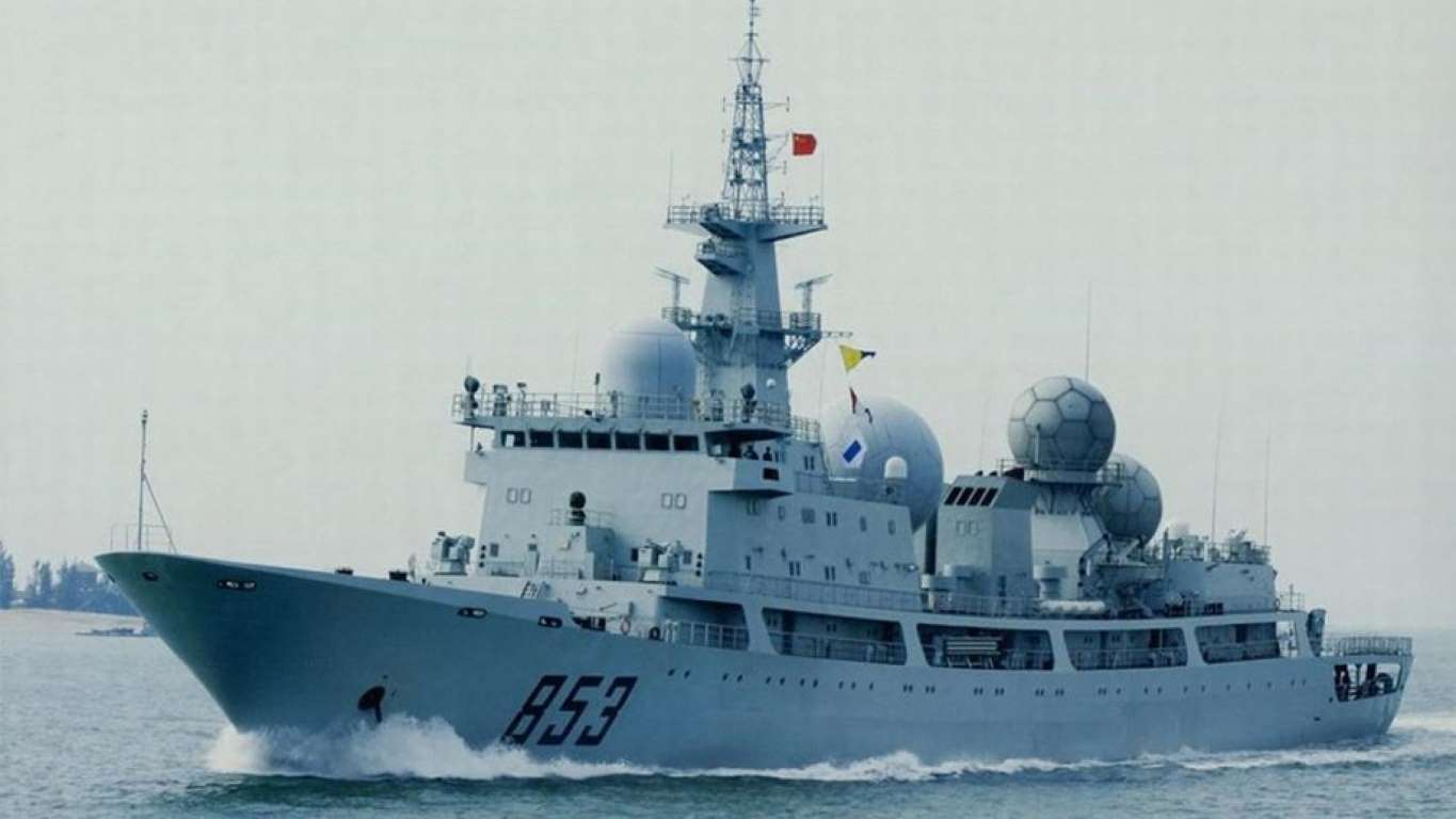 Chinese spy warship heading to Australian waters to collect information