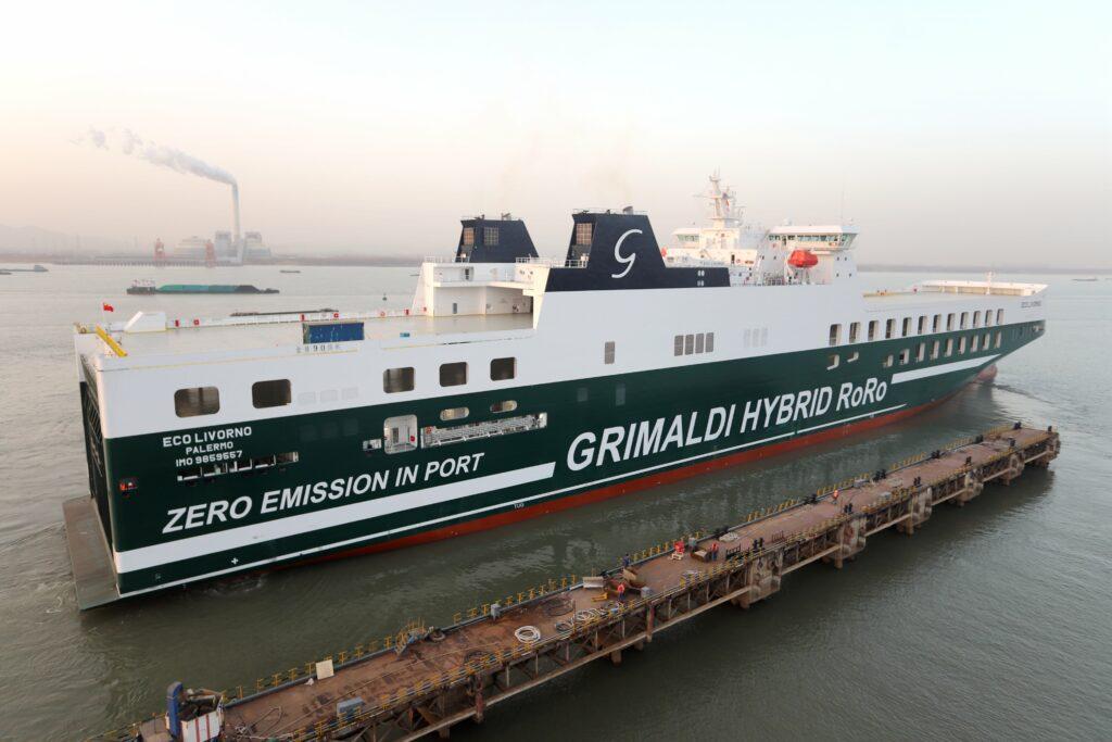 Grimaldi inks contract worth over $500 million with Hyundai Mipo Dockyard