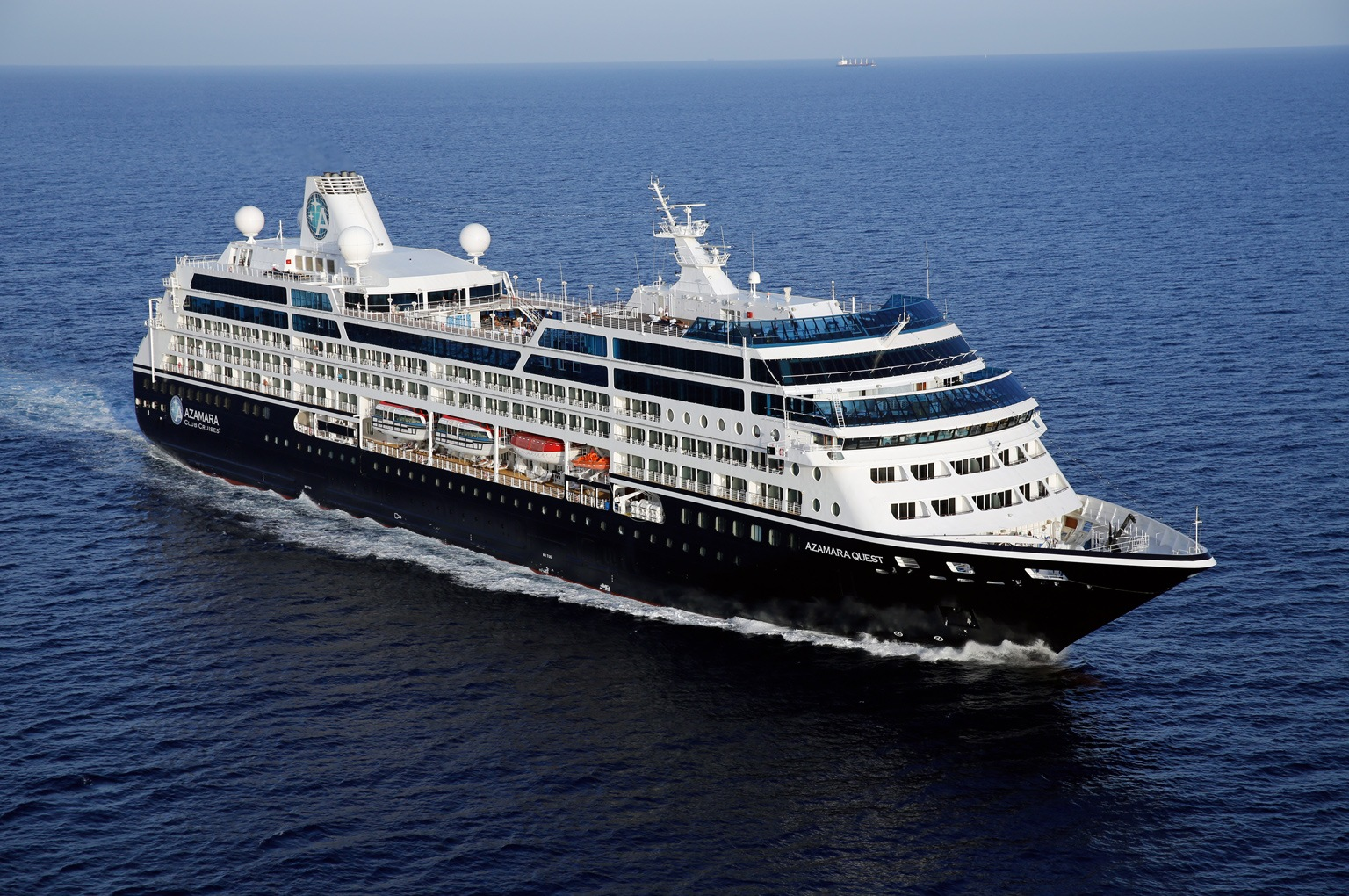 Azamara plans to extend its cruising suspension through June