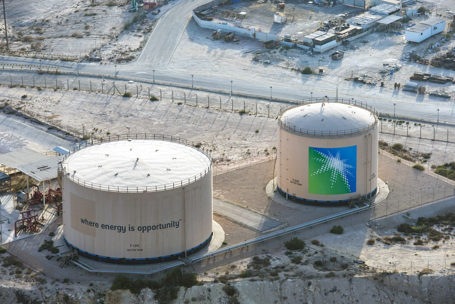 UAE-based fabrication company Lamprell inks new contract with Saudi Aramco
