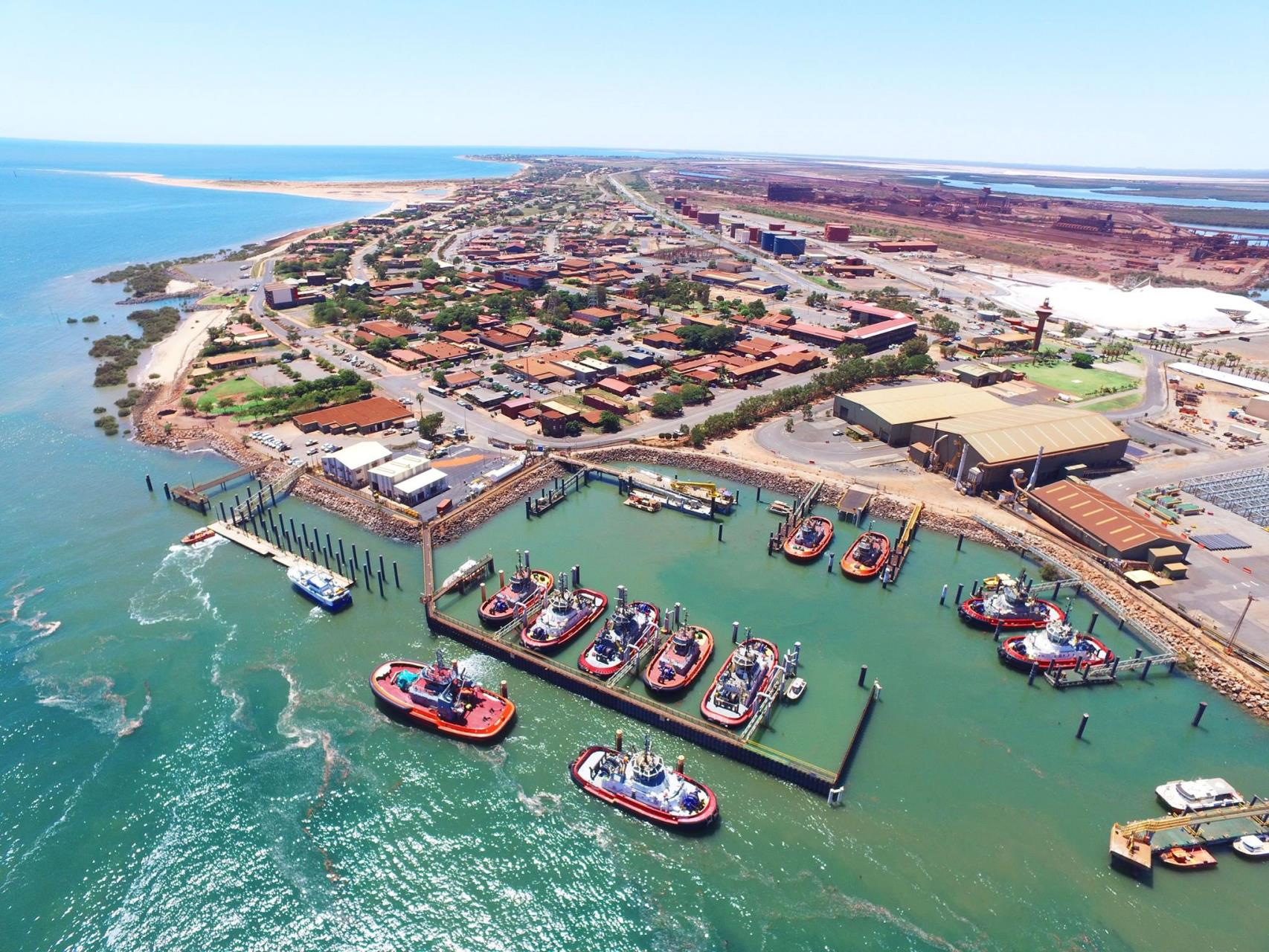 Port of Port Hedland receives Port of the Year award