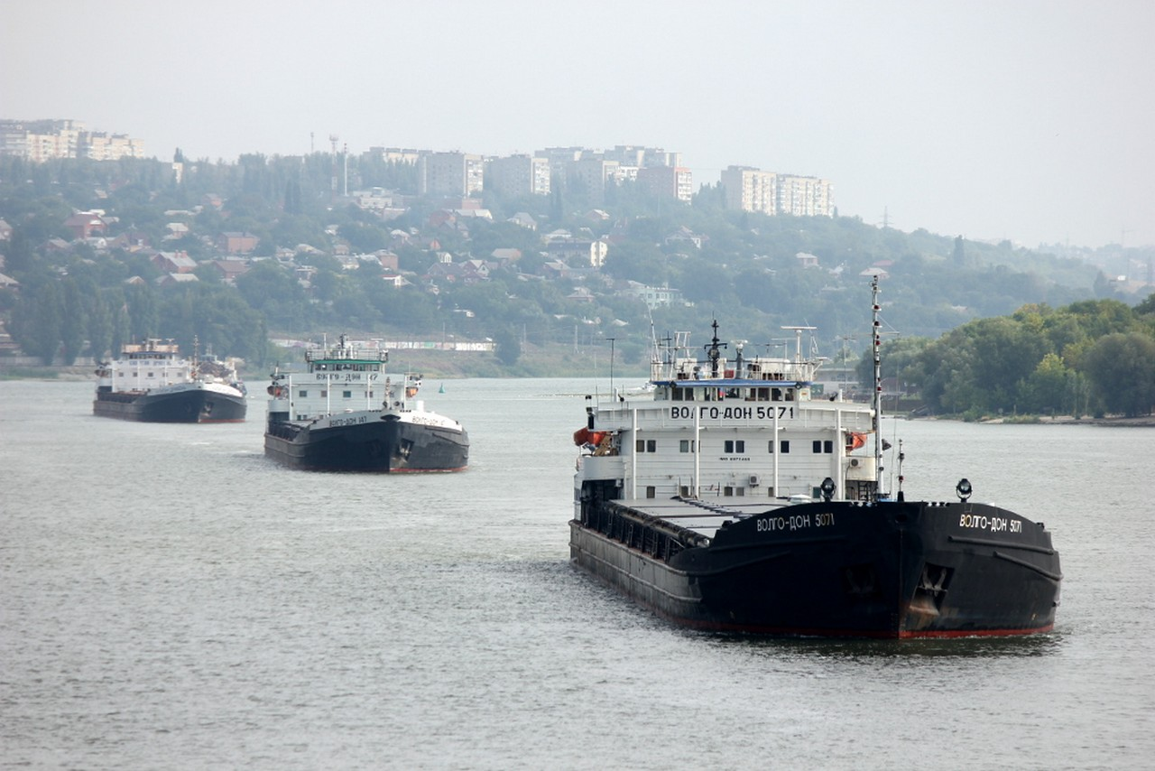 Volga Shipping starts river navigation season in the South of Russia