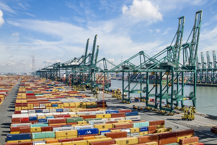 Port of Antwerp unveils new shipping guidance system