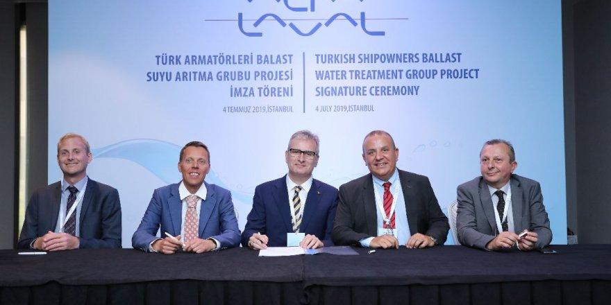Turkish Shipowners choose Alfa Laval