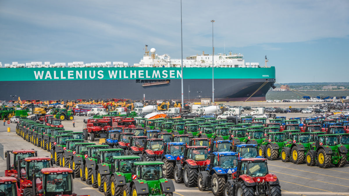 Wallenius Wilhelmsen begins reactivating nine of its vessels