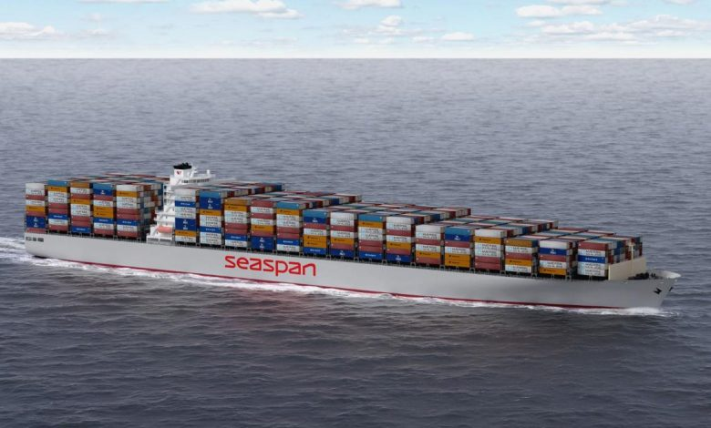 Seaspan Corporation acquires 15,000 teu boxship pair