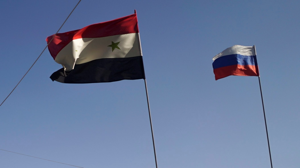Russia and Syria work on joint shipping line