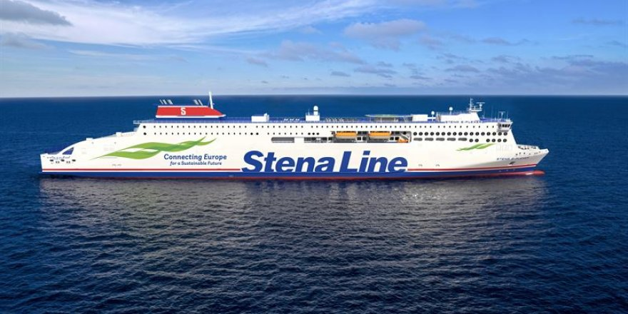 Stena inks $180 million loan agreement for E-Flexer ferries