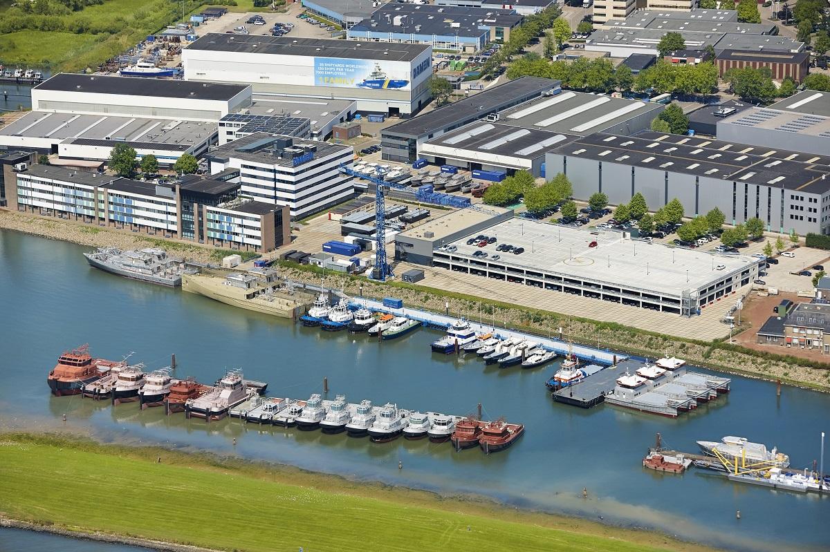 Damen reveals its plans to launch financial services division