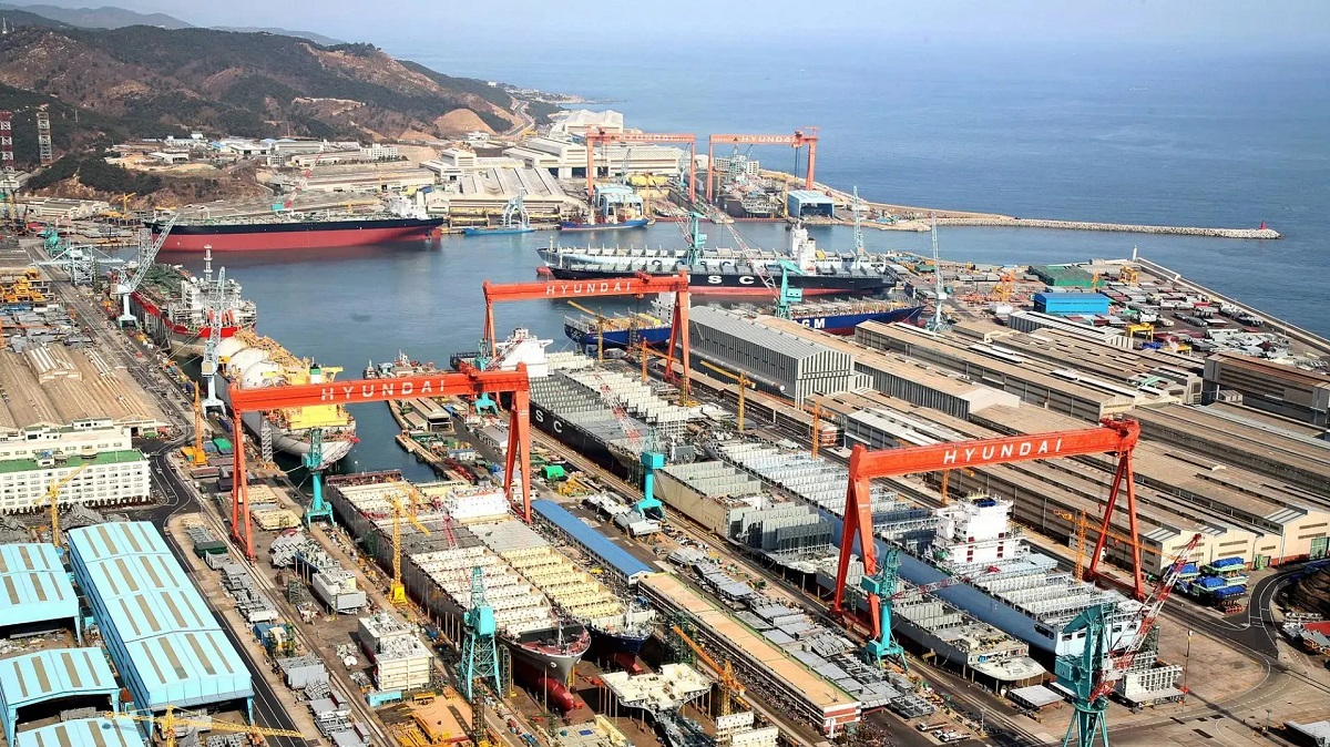 Mega-merger between HHI and DSME receives regulatory approval