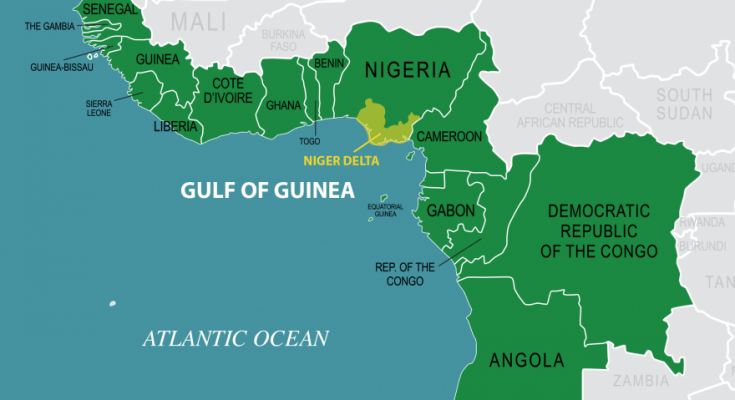 10 foreign and 4 Nigerian sailors rescued in Gulf of Guinea