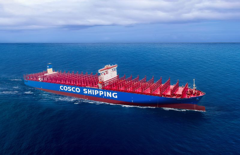 Cosco Shipping hacked by a Brazilian hacker