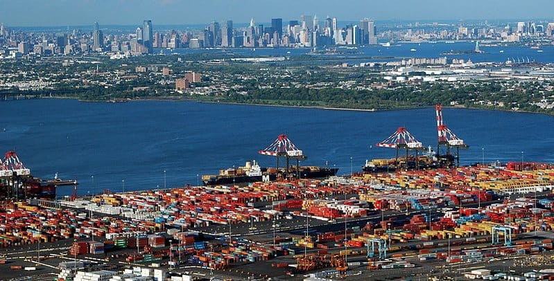 Ports of New York and New Jersey receive funding for electrification initiatives