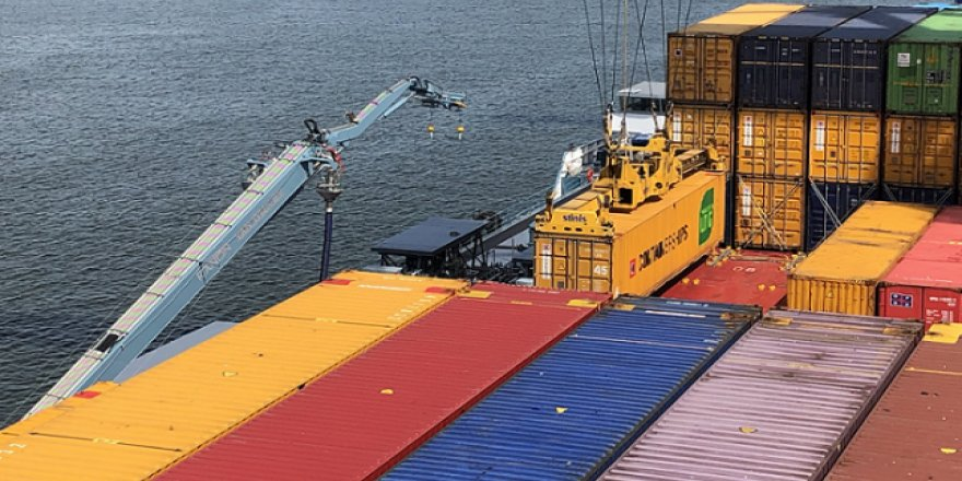 Containerships has completed its first LNG bunkering on the Port of Rotterdam