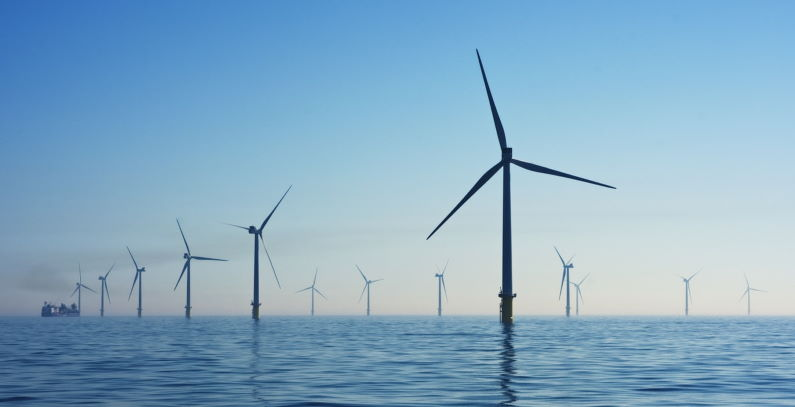 UK government to invest  $132m for construction of two offshore wind ports