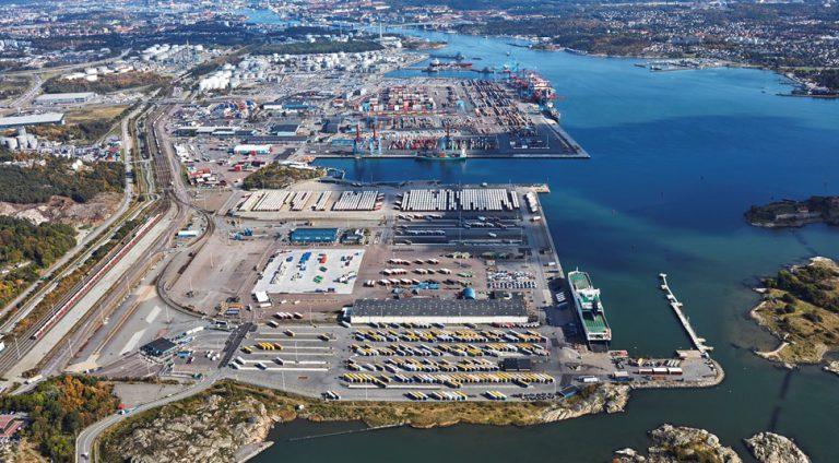 SOL strengthens Gothenburg-Zeebrugge links