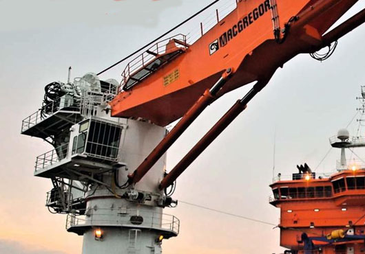 MacGregor receives equipment order for four-LNG powered PCTC vessels of NYK