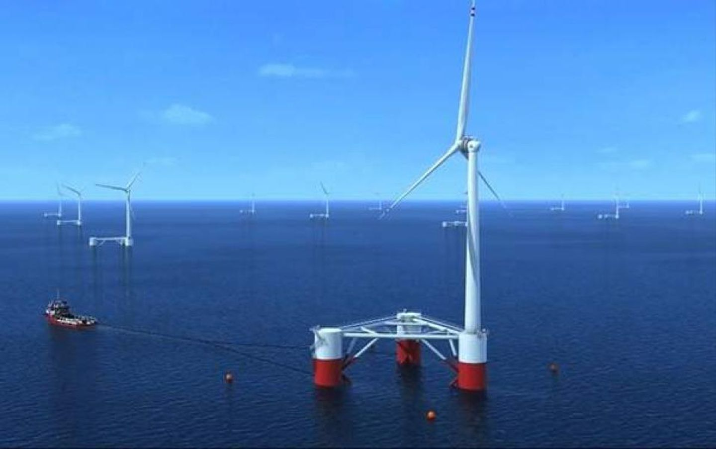 Jiangsu Strong Wind receives order from Timas Oceanstar for FPU