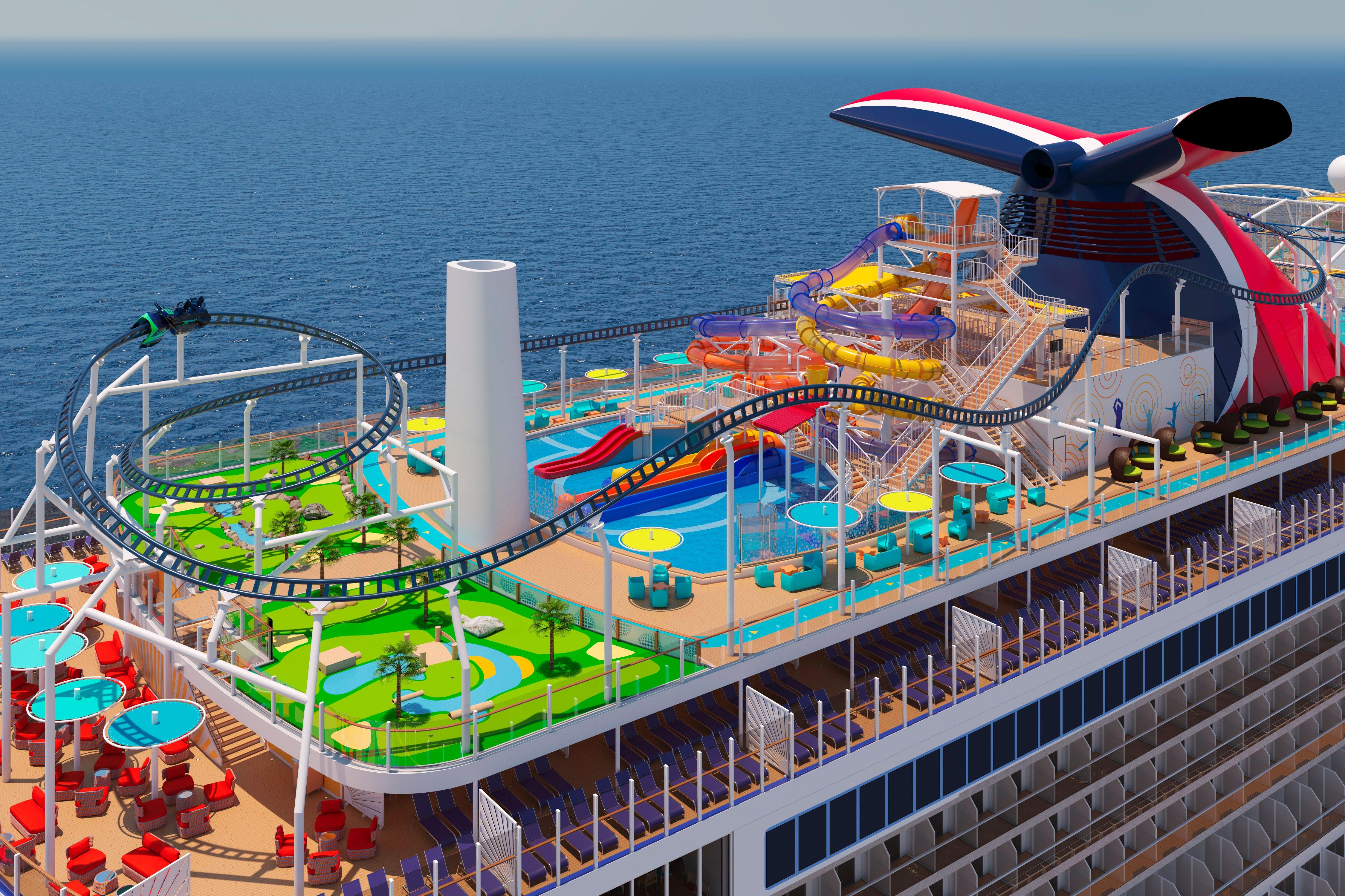 Carnival Cruise celebrates 49th birthday of the company