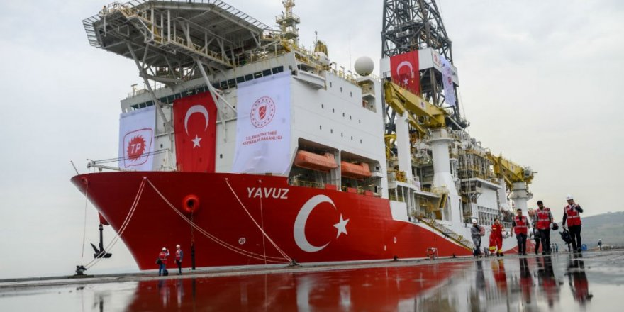 The Turkish drillship Yavuz has started to drill off the coast of Northern Cyprus