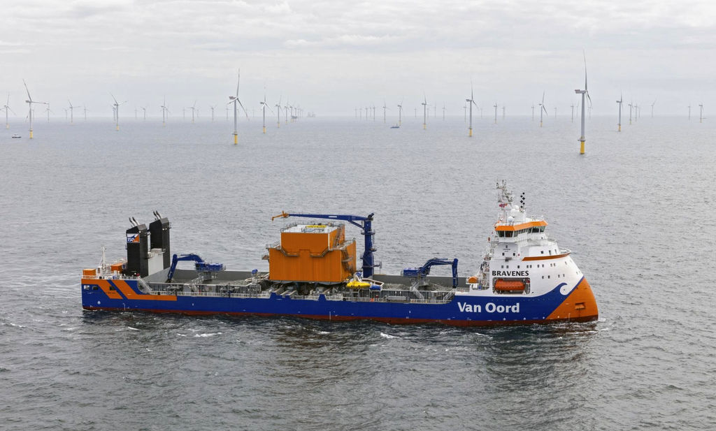 Van Oord collaborates with FUELSAVE for decarbonisation