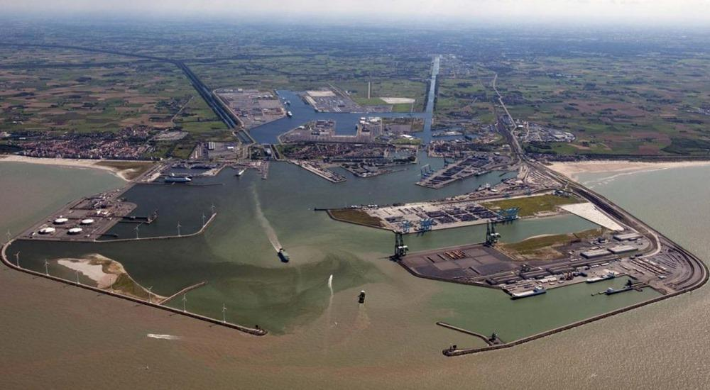 Largest industrial onshore wind farm in Flanders becomes operational