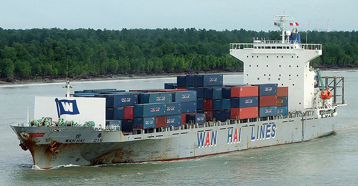 Wan Hai Lines plans to buy nine 13,000 TEU containerships