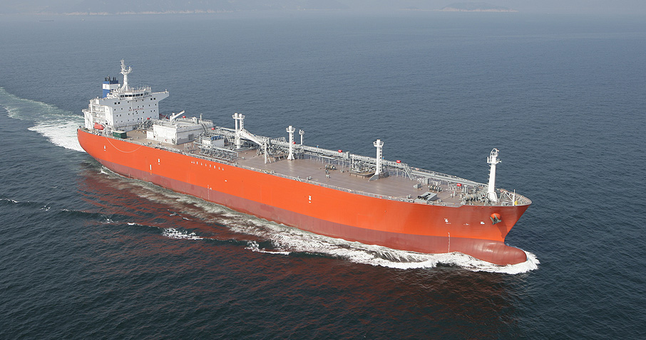 Daewoo Shipbuilding receives order for eco-friendly ultra-large LPG carriers