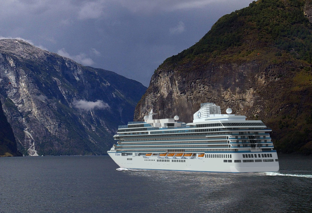 Oceania Cruises unveils its new 1,200-guest Allura Class ships