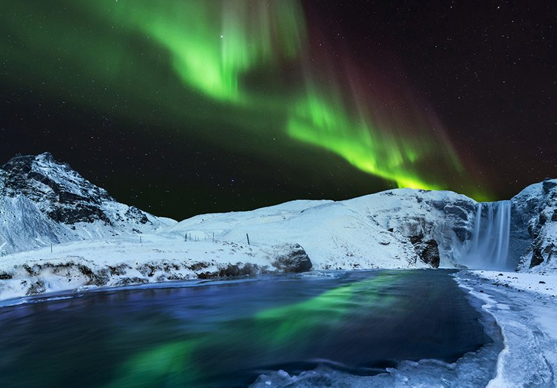 Iceland opens up to vaccinated US and UK tourists