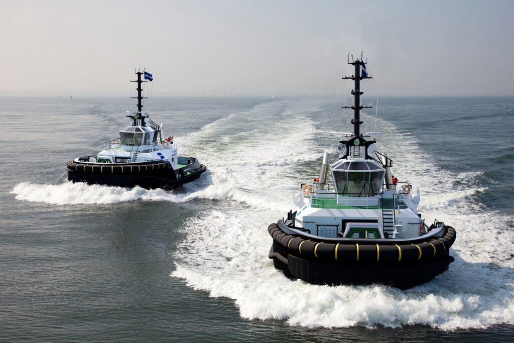 Damen continues its multi-year partnership with NIBC for ship leasing
