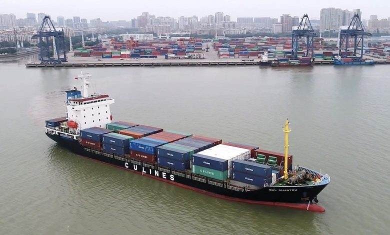 China United Lines adds two more boxships to its fleet