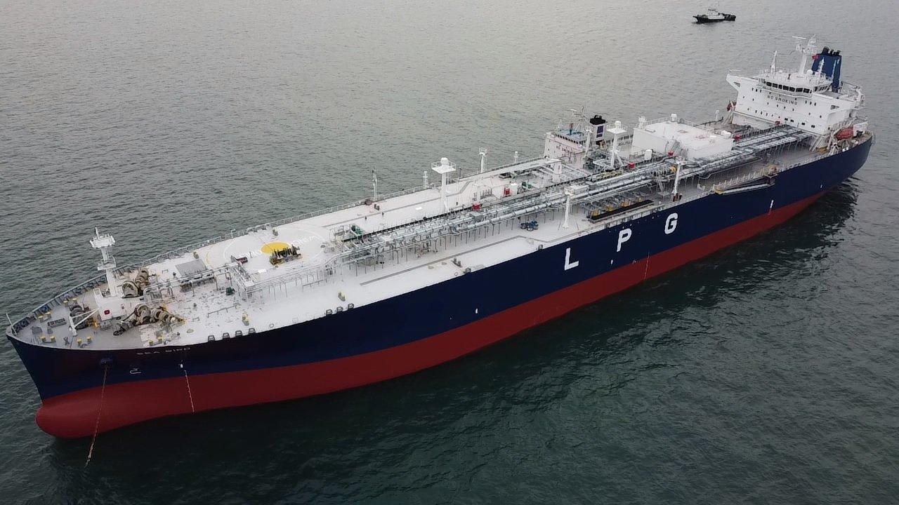 Finnish technology group Wartsila orders six LPG carriers