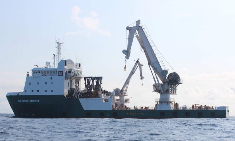 Bourbon Subsea Services receives offshore wind contract from TetraSpar