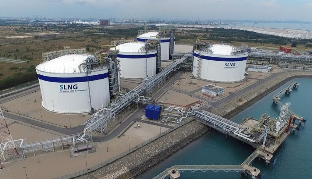 Singapore's Energy Market Authority names two new term LNG importers