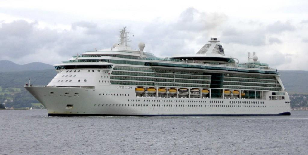 Royal Caribbean's Jewel of the Seas to cruising starting from July 10