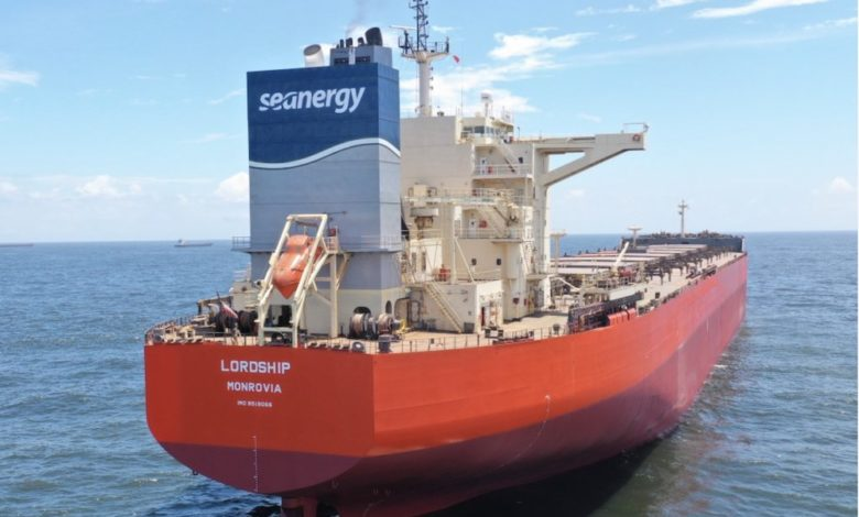Nasdaq-listed Seanergy Maritime buys 2012-built Japanese capesize bulker