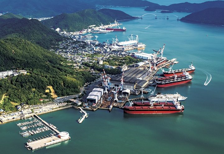Mitsui E&S and Tsuneishi work on further driving consolidation in sector