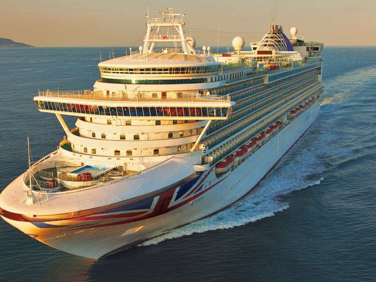 P&O Cruises Australia extends its pause in guest operations until end of July