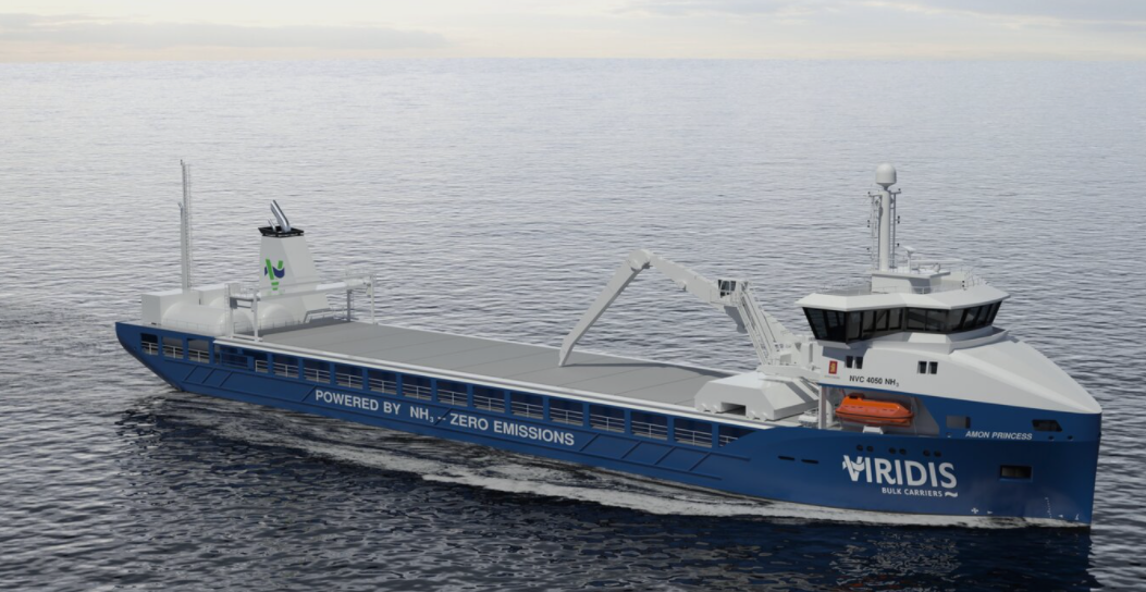 Norwegian shipping consultancy Amon Maritime launches zero-emission short-sea JV
