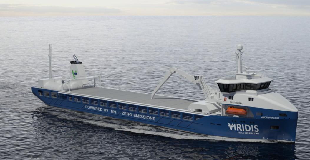 Norwegian shipping consultancy Amon Maritime launches zero-emission short-sea JV