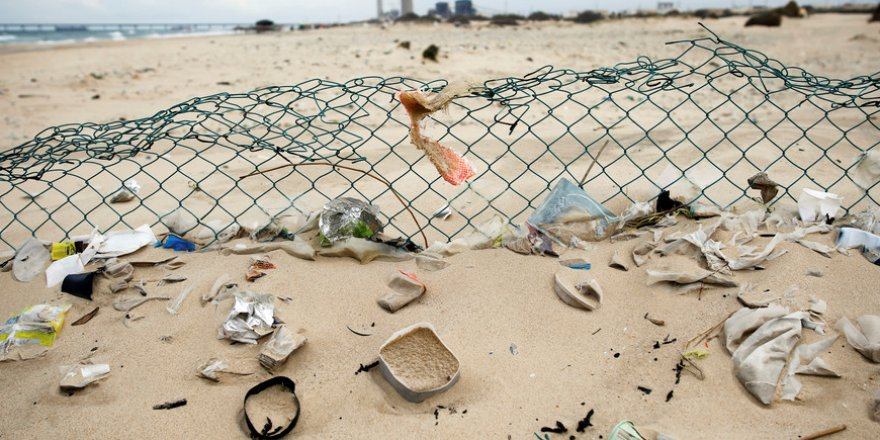 Environmentalists have removed more than 40 tonnes of trash from the Pacific