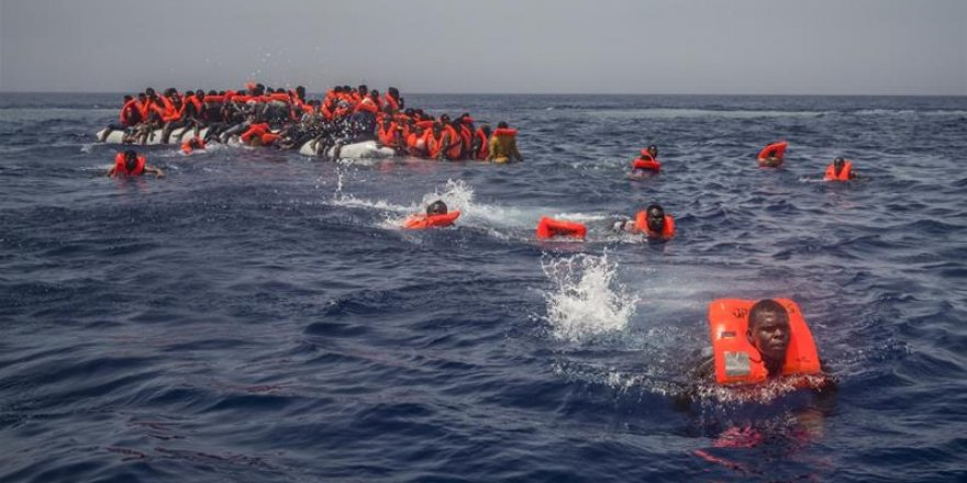 Over 150 migrants feared dead after Mediterranean shipwreck