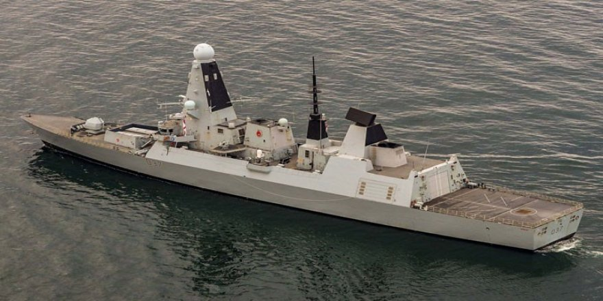 UK warship dispatched to the Gulf to escort UK-flagged ships