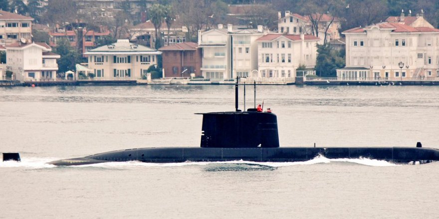Turkish Navy's Preveze Class submarines will be adapted with SERO 400 Persicopes